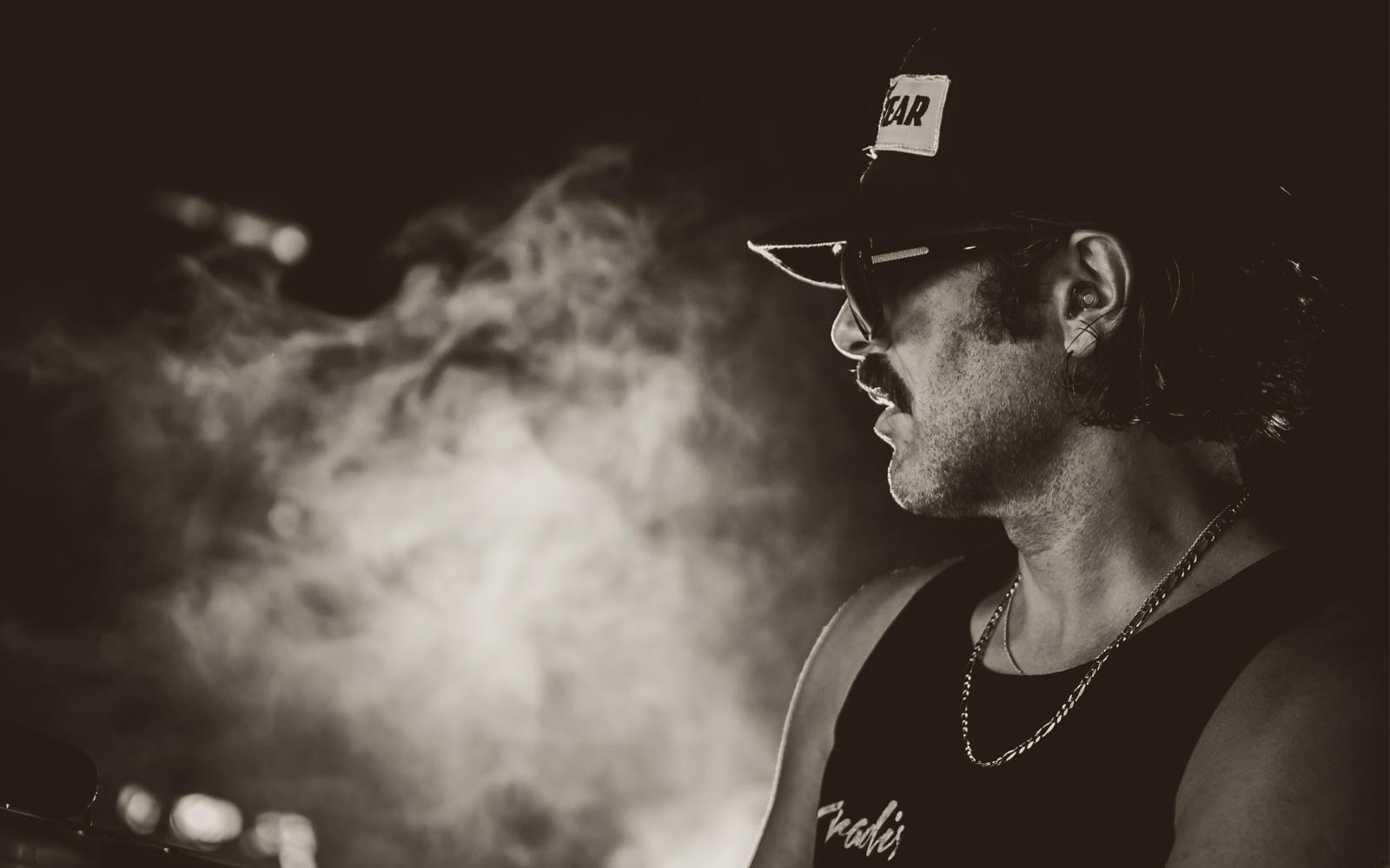 DJ HARVEY 2017 TOUR OF JAPAN