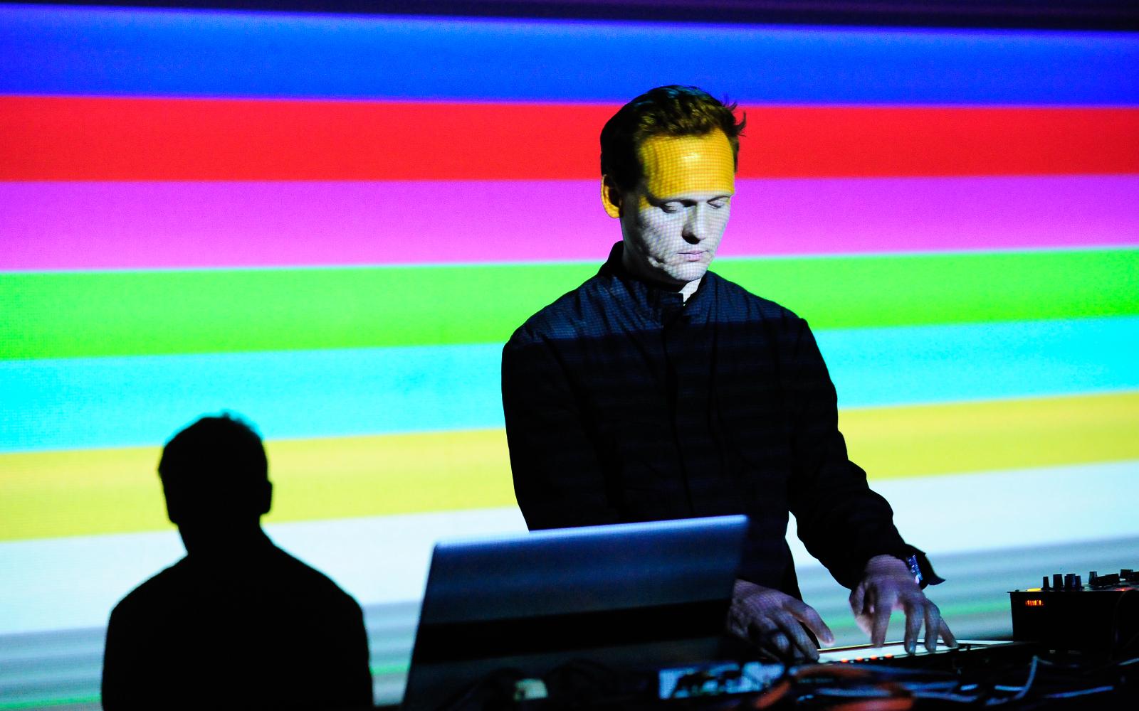 ALVA NOTO DJ SET in TOKYO